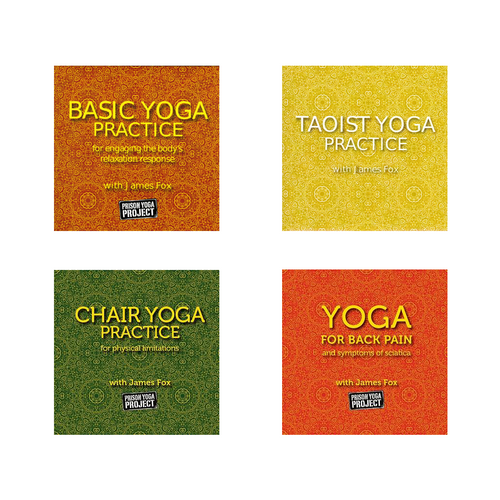Four Downloads: Basic, Taoist, Chair, and Back Pain Yoga Practices