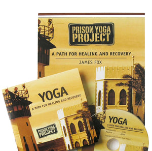 Yoga: A Path for Healing and Recovery (Book + DVD)