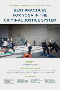 Best Practices for Teaching Yoga in the Criminal Justice System