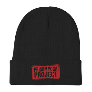 Beanie w/ Embroidered PYP Logo