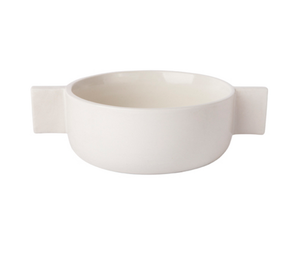 ZAKKIA Tab Bowl - White
