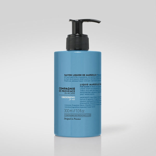 Grooming For Men Liquid Marseille Soap For Hands