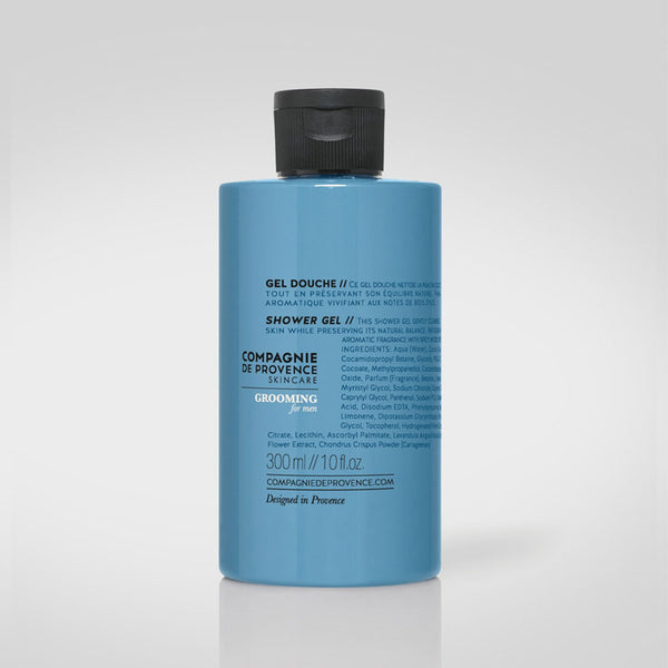 Grooming For Men Shower Gel