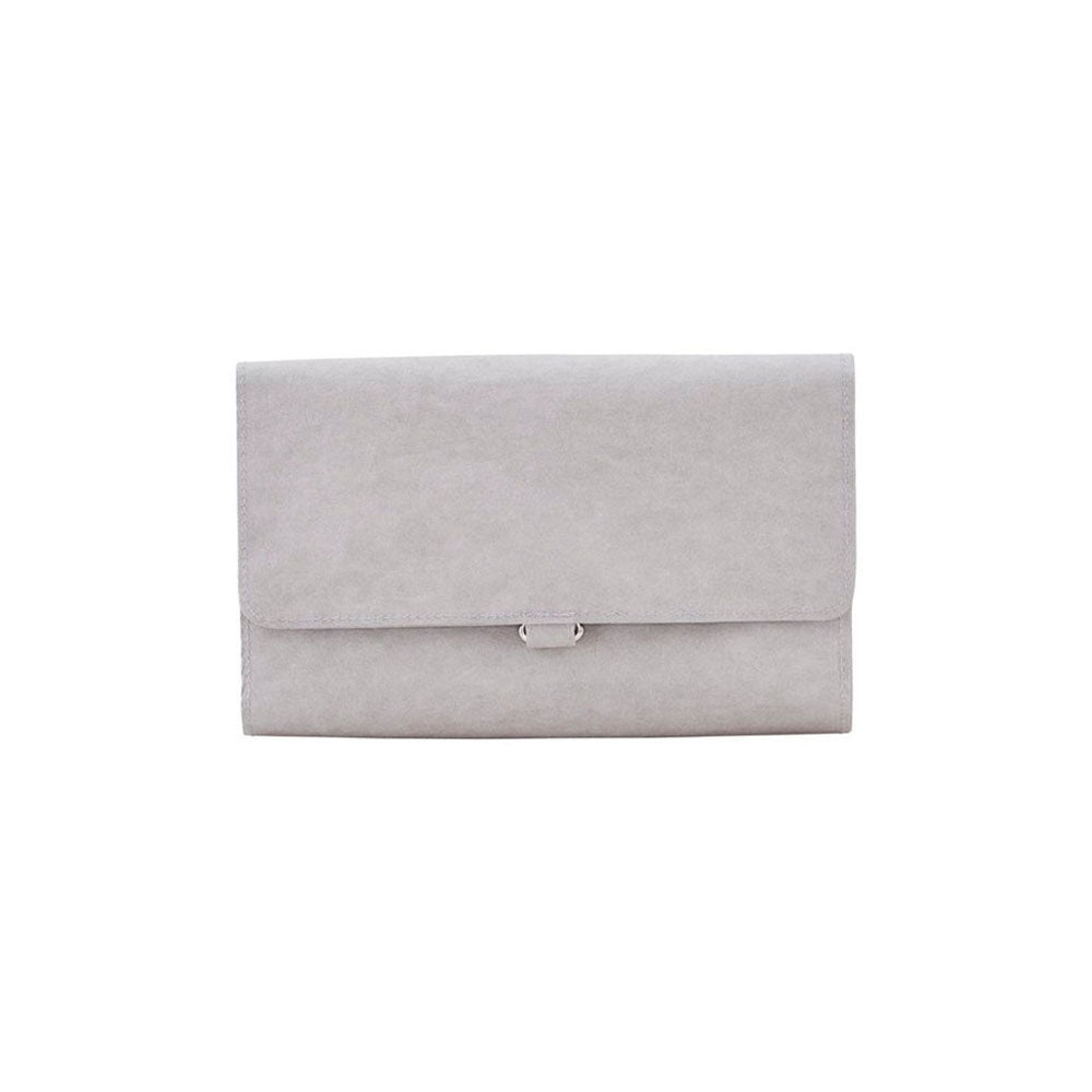 Nomadic Folding Toilet Bag - Grey