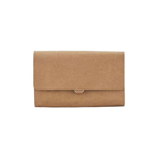 Nomadic Folding Toilet Bag - Light Brown