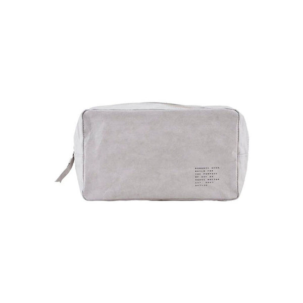 Nomadic Toilet Bag - Grey