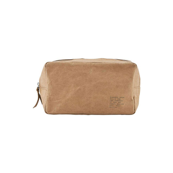 Nomadic Toilet Bag - Light Brown