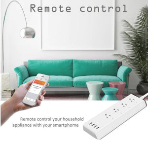 Smart Universal Power Strip