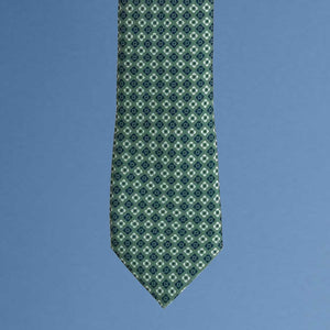Tie blue patterned Gierre Milano pam2cfTk