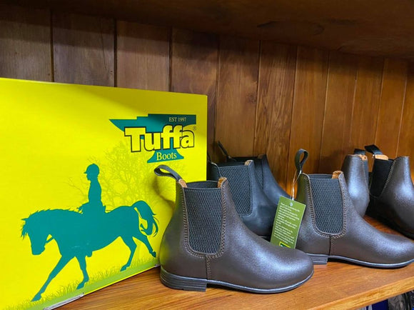 Tuffa Junior Show Boot