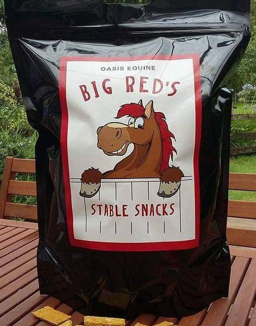 Big Red's Stable Snacks - 4 kg