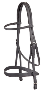 Zilco Race Bridle & Cavesson