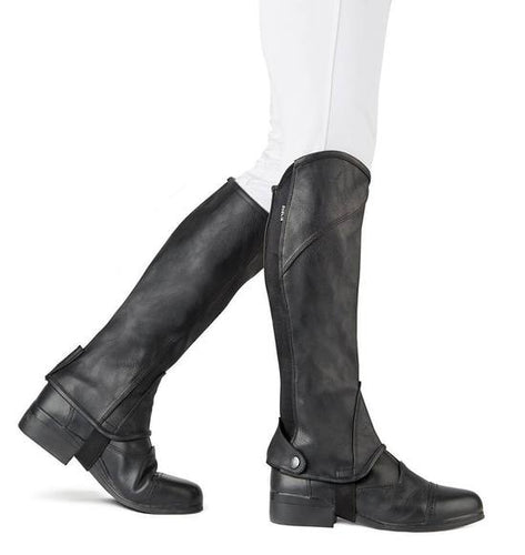 Dublin Stretch Fit Half Chaps - Childs