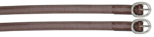 Oregon Plain Leather Spur Straps
