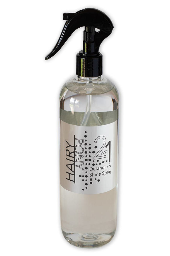 Hairy Pony Detangle & Shine Spray