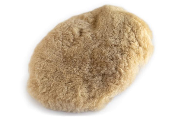 Hairy Pony Merino Wool Polishing Mitt