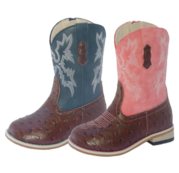 Baxter Junior Western Boot