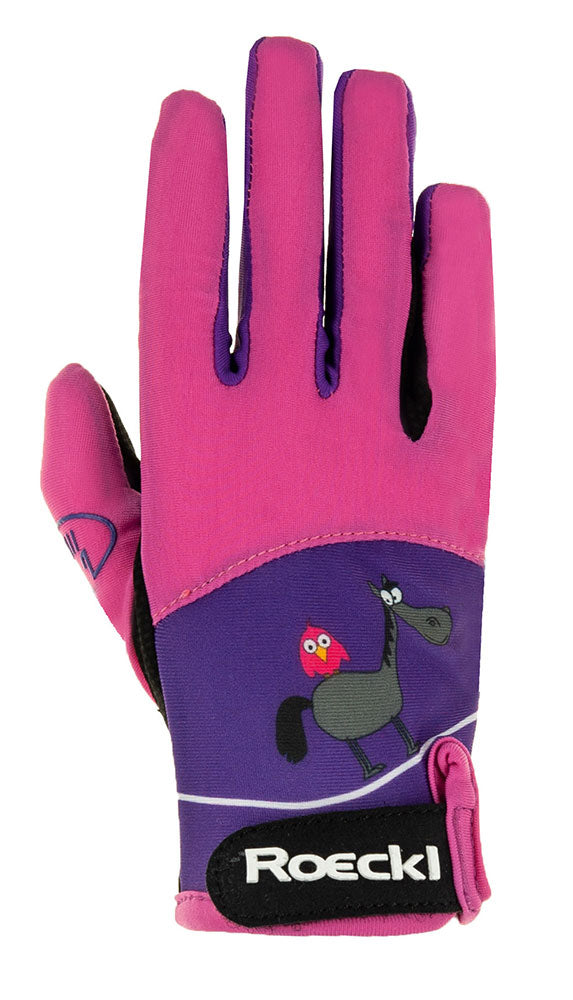 Roeckl Kansas Junior Gloves
