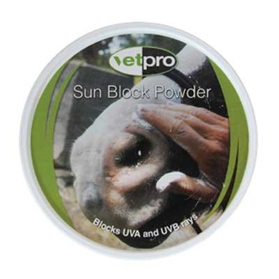 Sunblock Powder