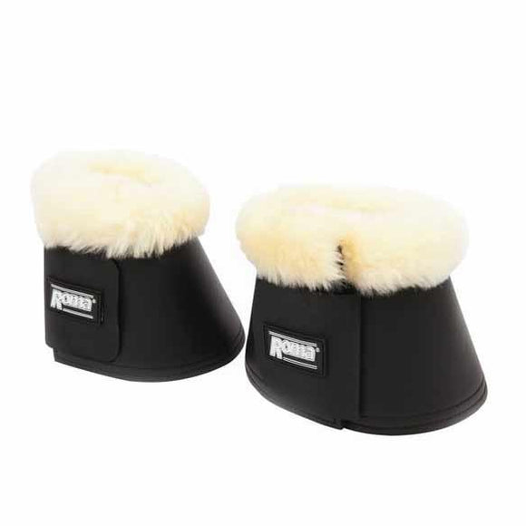 Roma Sheep Skin Bell Boots
