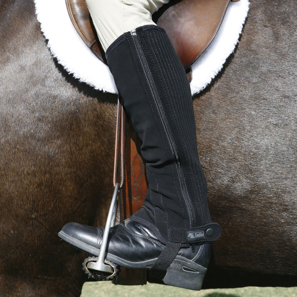 Dublin Easy-Care Half Chaps II - Adults