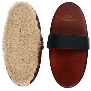 Cavallino Goat Hair Body Brush