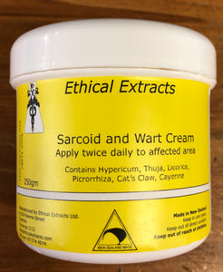Sarcoid and Wart Cream