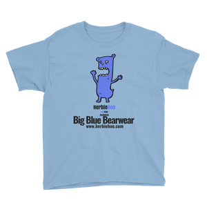 Big Blue Bearwear - Youth Short Sleeve T-Shirt