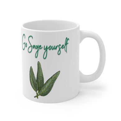 Go Sage Yourself Mug