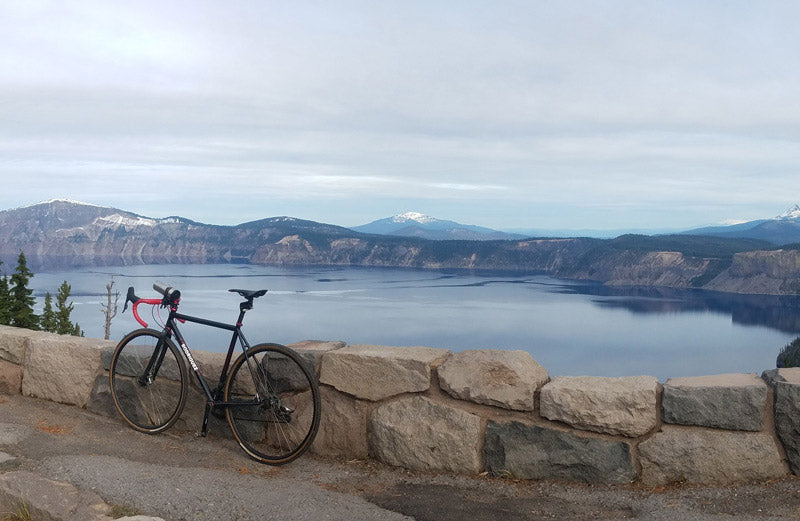 Crater Lake & the Rodriguez Bandito