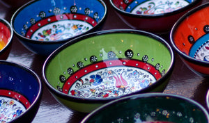 Hand Painted Turkish Bowls