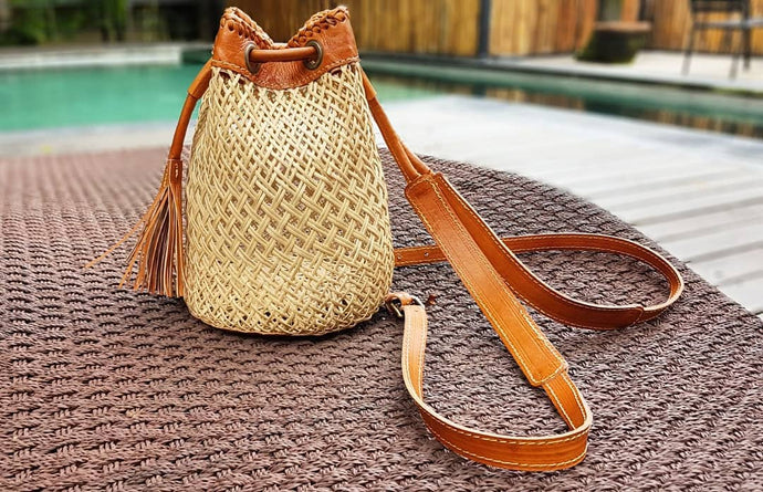 Borneo Leather Bag