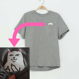 Kitty with Attitude Tee