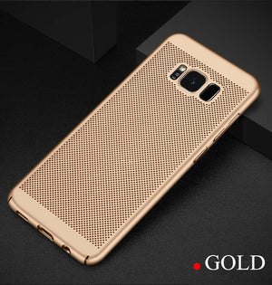 Elegant  Matte hard case For samsung Galaxy s8 s8plus  HOT SALE + FREE SHIPPING!!!