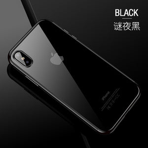 Crystal Clear iPhone X Case Ultra Slim FREE SHIPPING!!!