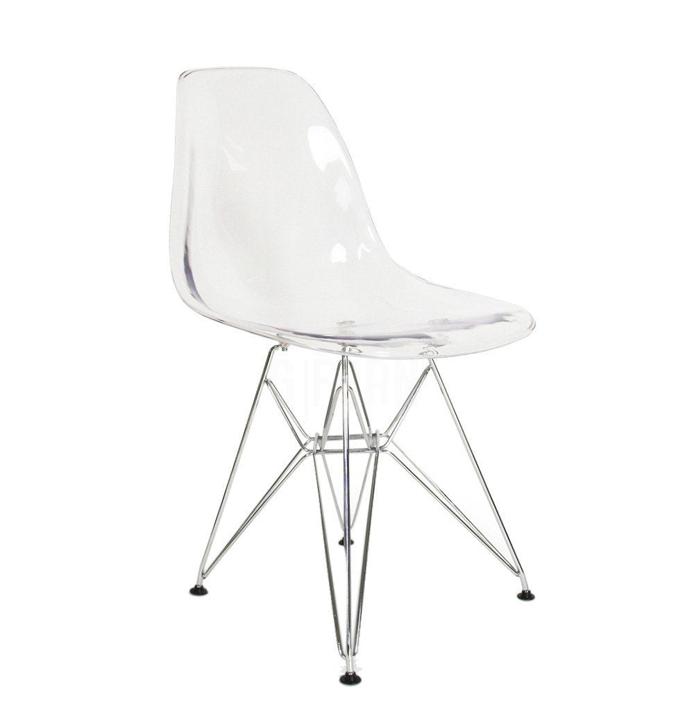 DSR Eiffel Clear/Transparent Chair - Reproduction