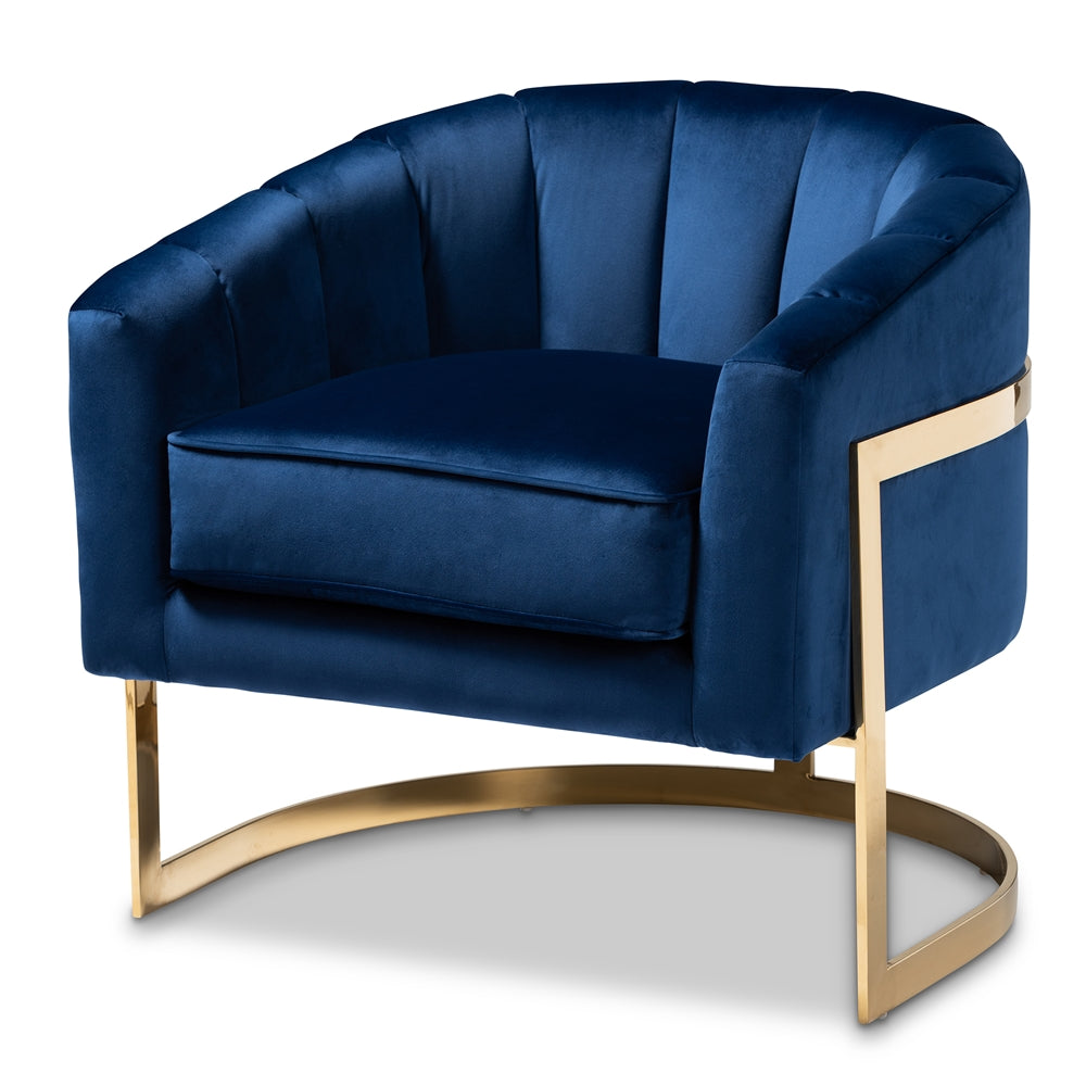 Soho Glam Lounge Chair - RoomsandDecor.com