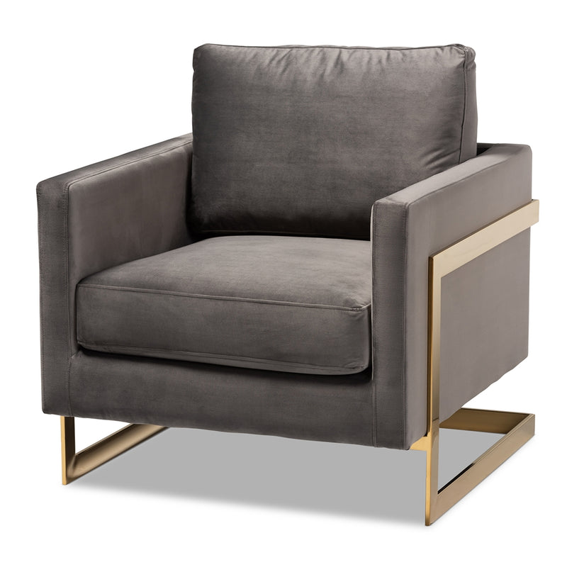 Cape Purple Club Armchair