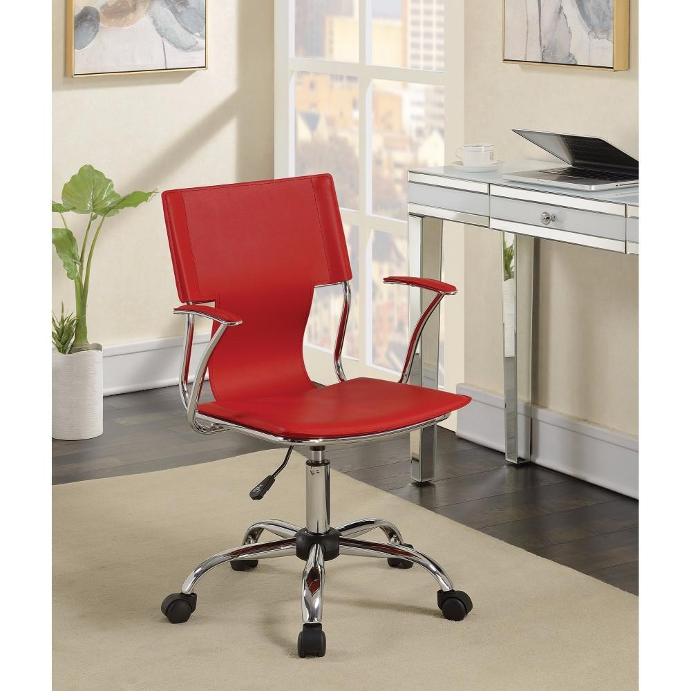 Moho contemporary styled mid-back office chair