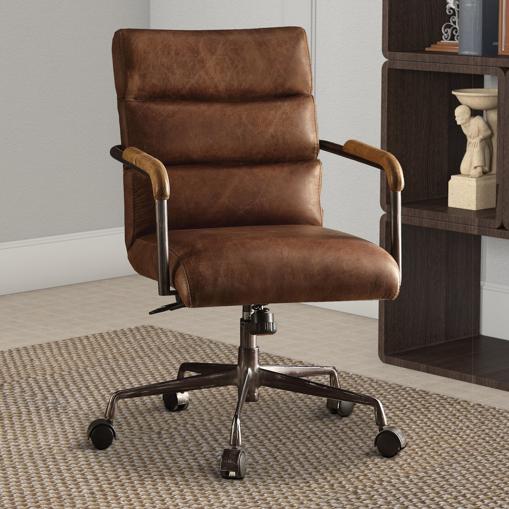 Belmore Leather Executive Office Chair