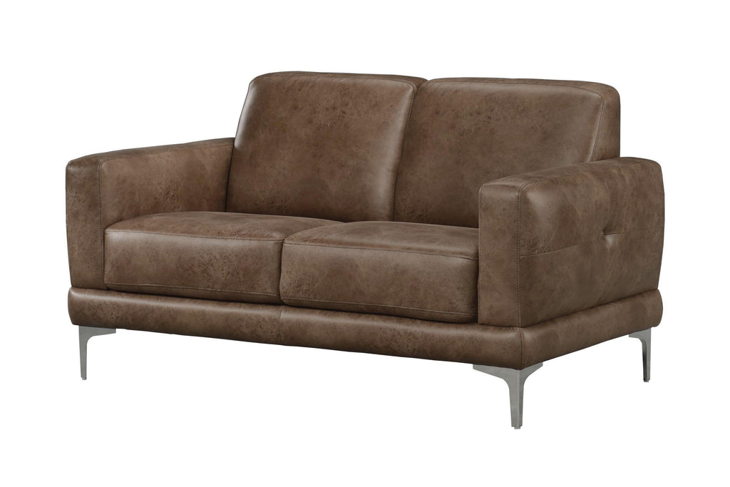 Bridgeport Fabric Upholstered Loveseat