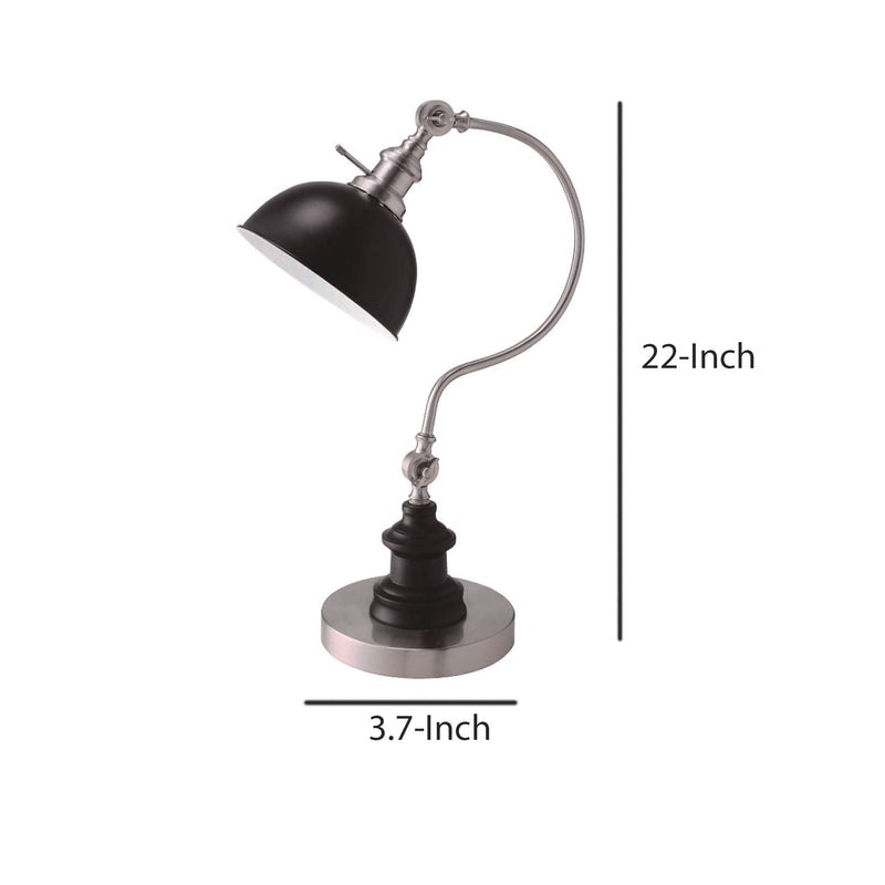 Industrial Style Vintage Table Lamp