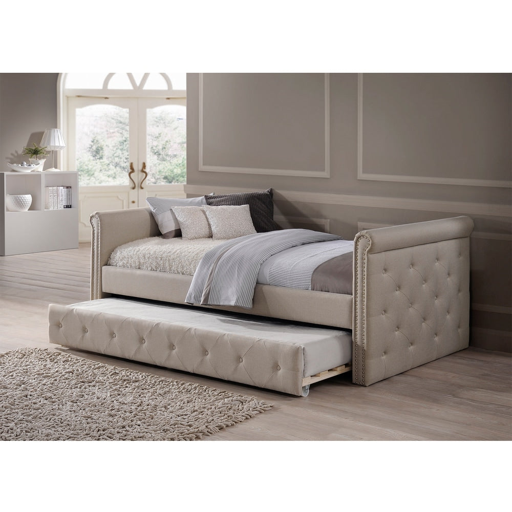 Aisopos Modern Twin Size Daybed - RoomsandDecor.com