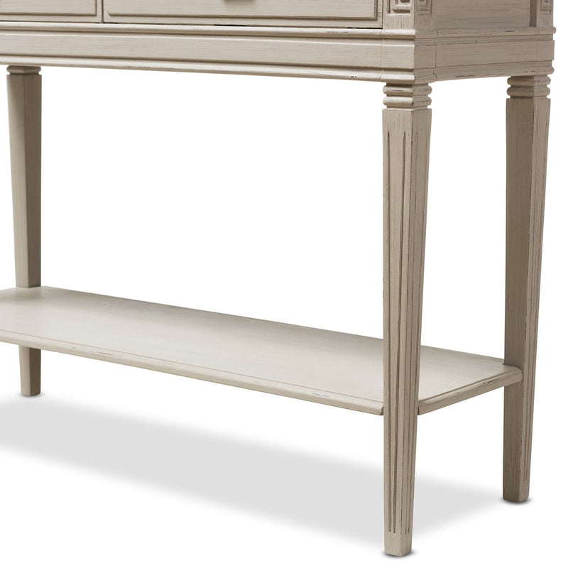 Hermione French Provincial Console Table - RoomsandDecor.com