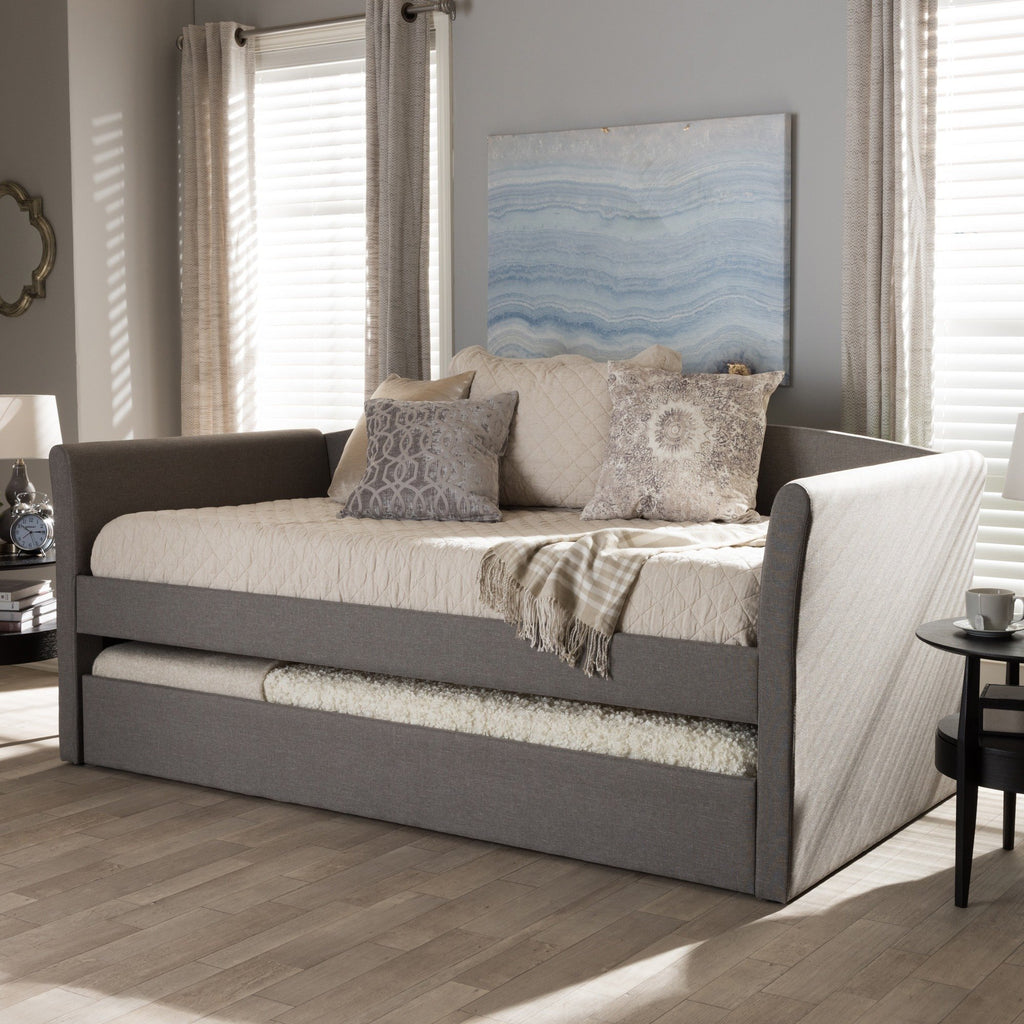 Valley Contemporary Guest Trundle Daybed - RoomsandDecor.com