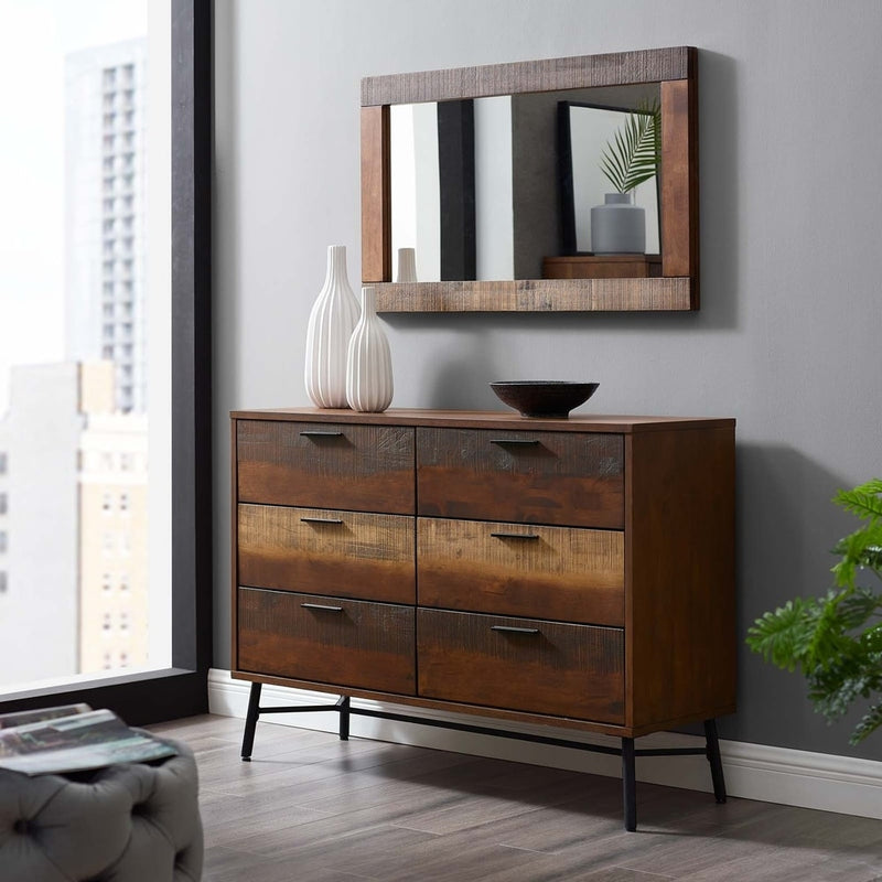 Adair Park Platinum Wood Chest