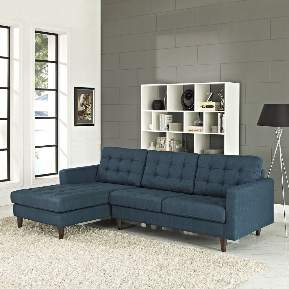 Empress Left-arm Sectional Sofa - 2piece - Dorma