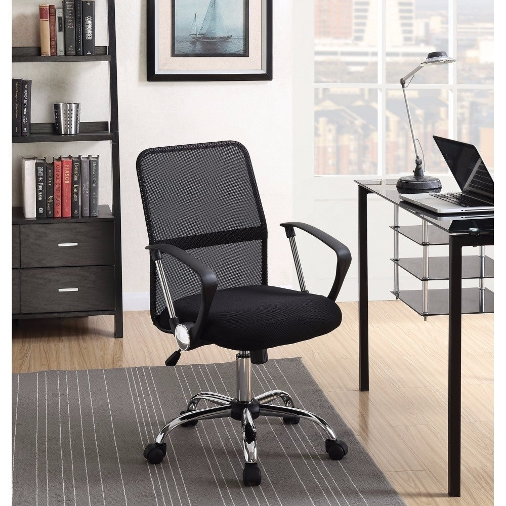 Ergonomic Fine Mesh Office Chair - RoomsandDecor.com