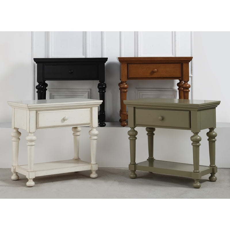 Ansley Nightstand - RoomsandDecor.com