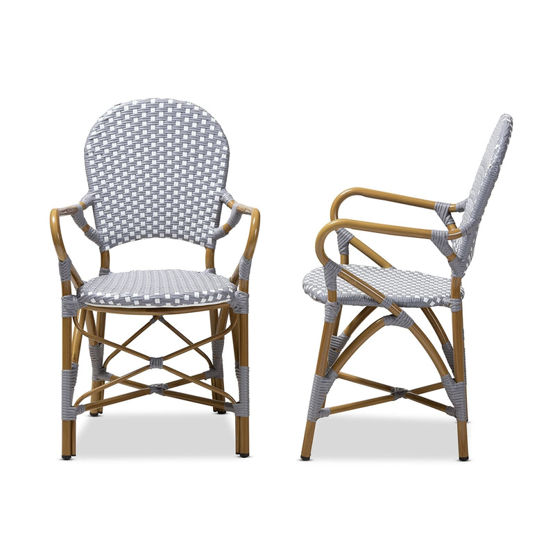 Stackable Dining Chair 2-Piece Set - RoomsandDecor.com